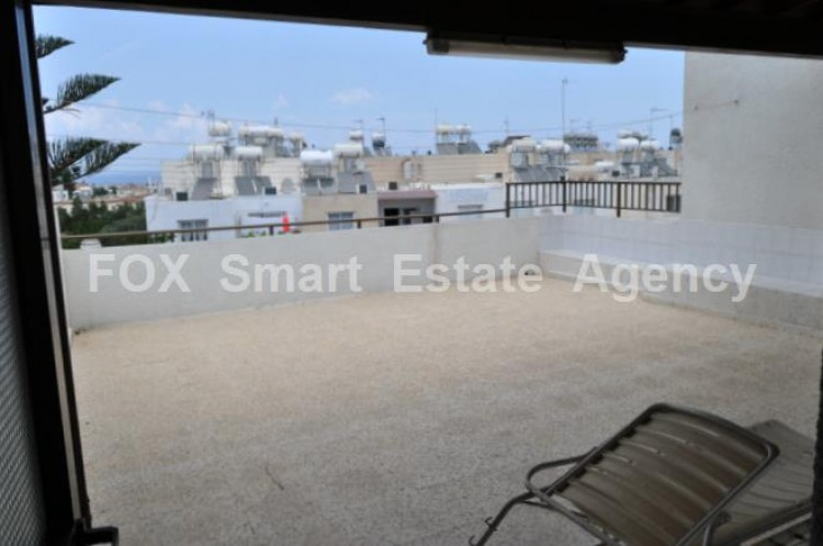 For Sale 1 Bedroom Top floor Apartment in Paralimni, Famagusta
