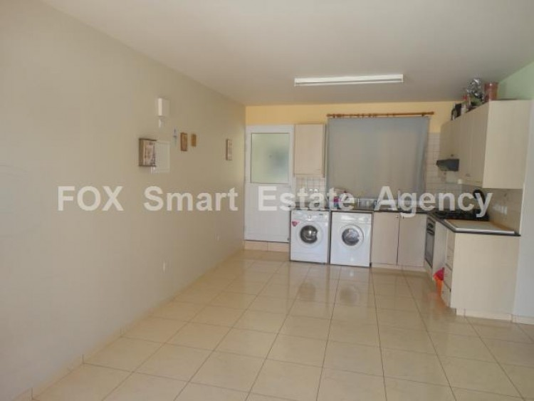For Sale 1 Bedroom Ground floor Apartment in Xylofagou, Larnaca