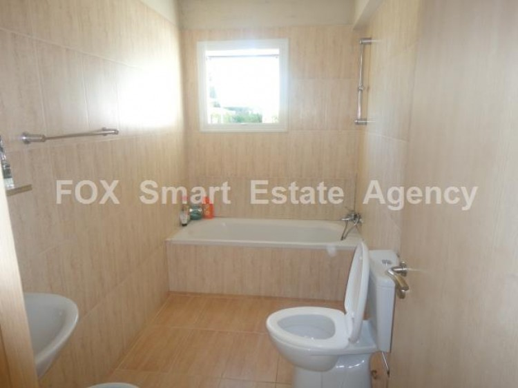For Sale 1 Bedroom Ground floor Apartment in Xylofagou, Larnaca 3