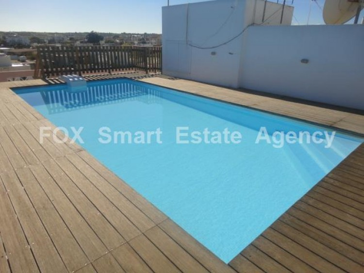 For Sale 1 Bedroom Ground floor Apartment in Xylofagou, Larnaca 8