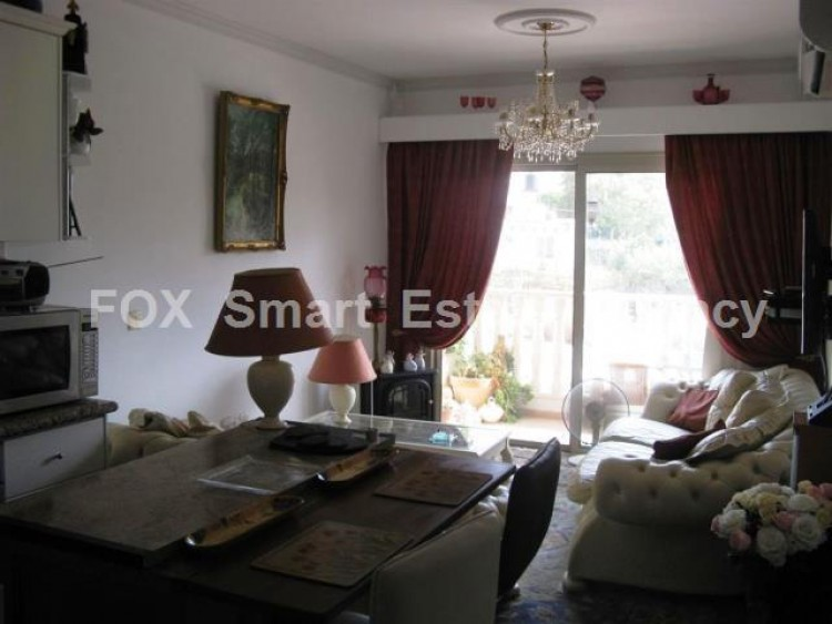 For Sale 1 Bedroom Whole floor Apartment in Geroskipou, Paphos