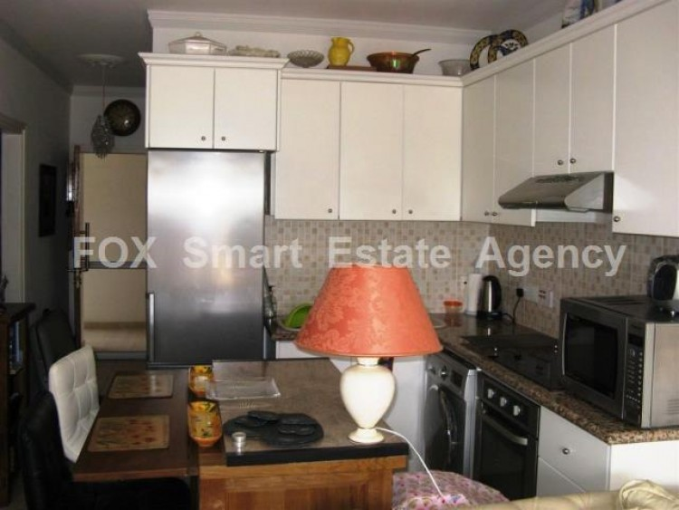 For Sale 1 Bedroom Whole floor Apartment in Geroskipou, Paphos 4