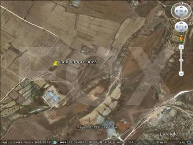 Industrial Land in Pera orinis, Pera, Nicosia