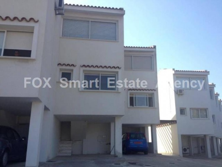 For Sale 2 Bedroom Maisonette House in Mazotos, Larnaca