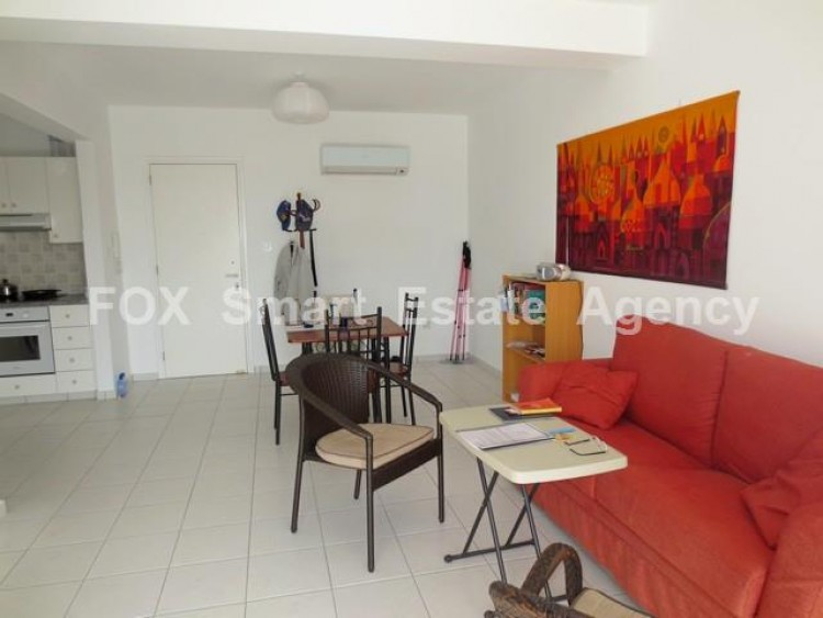 For Sale 1 Bedroom Whole floor Apartment in Geroskipou, Paphos 2