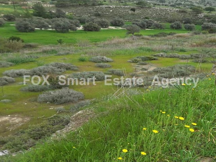 Residential Land in Anglisides, Larnaca 4