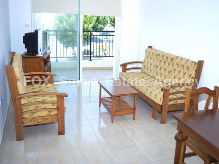 For Sale 1 Bedroom Apartment in Kato pafos , Paphos 2