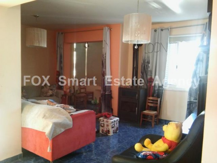 For Sale 3 Bedroom Apartment in Kamares, Larnaca 2