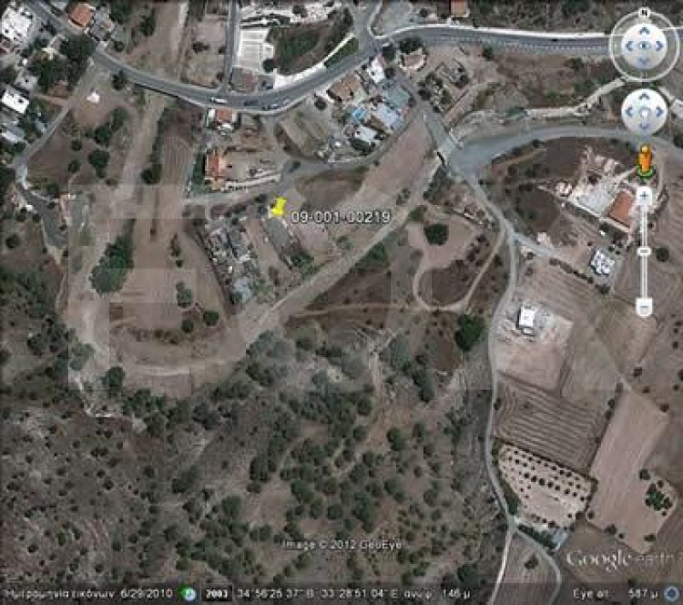 Residential Land in Agia anna, Larnaca