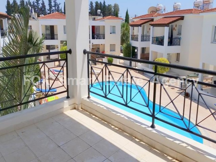 For Sale 2 Bedroom Apartment in Kato pafos , Paphos 13