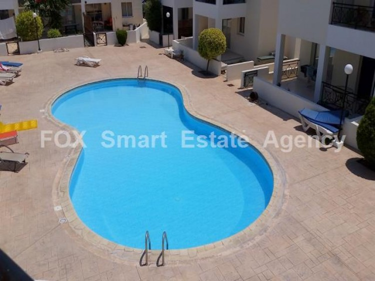 For Sale 2 Bedroom Apartment in Kato pafos , Paphos 14