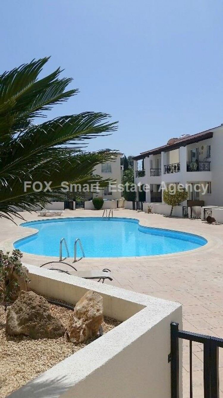 For Sale 2 Bedroom Apartment in Kato pafos , Paphos 16