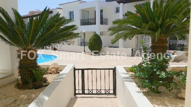 For Sale 2 Bedroom Apartment in Kato pafos , Paphos 19