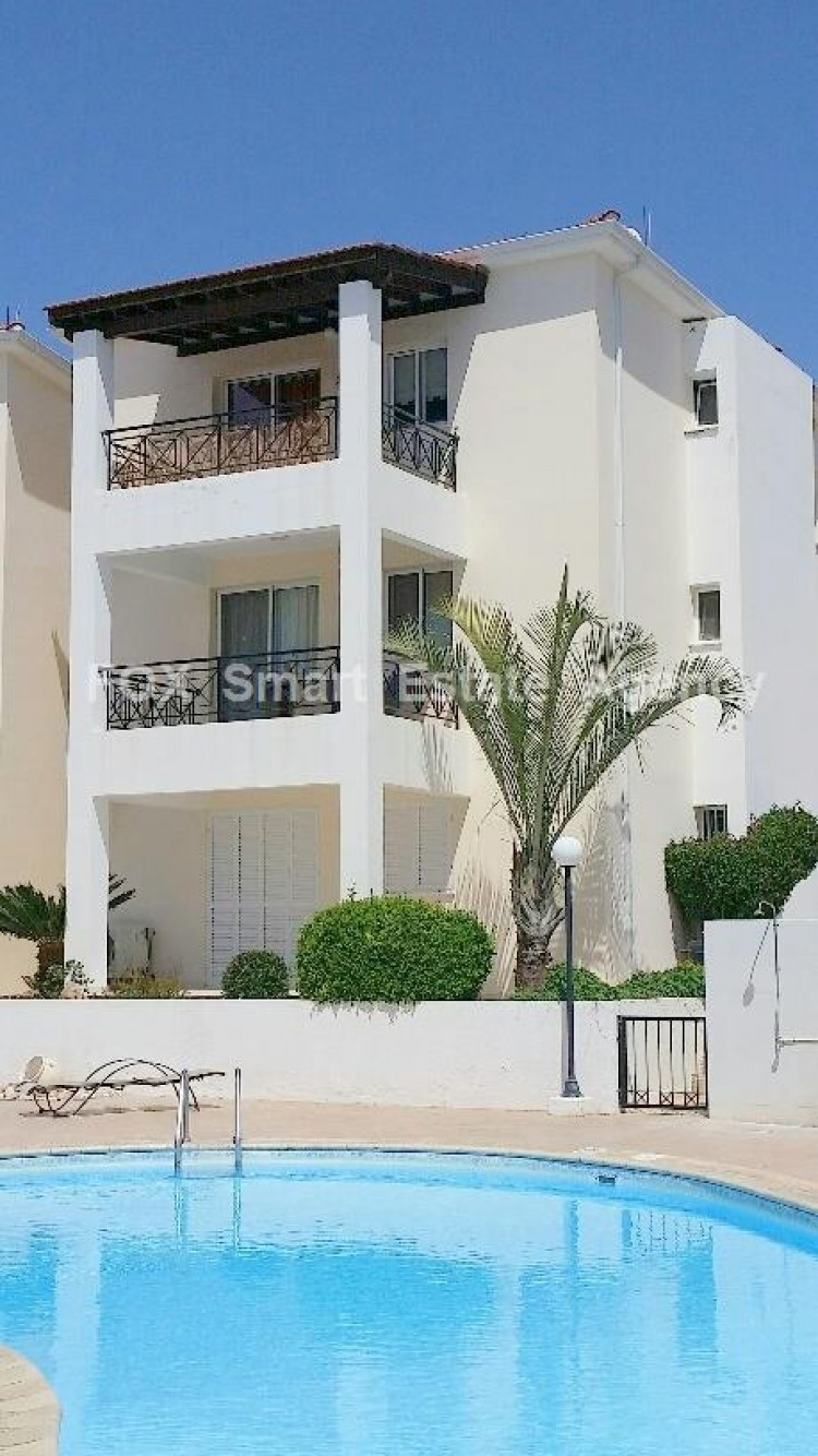 For Sale 2 Bedroom Apartment in Kato pafos , Paphos 21