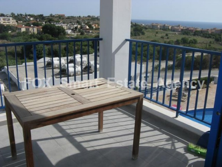 For Sale 2 Bedroom Whole floor Apartment in Chlorakas, Paphos 8