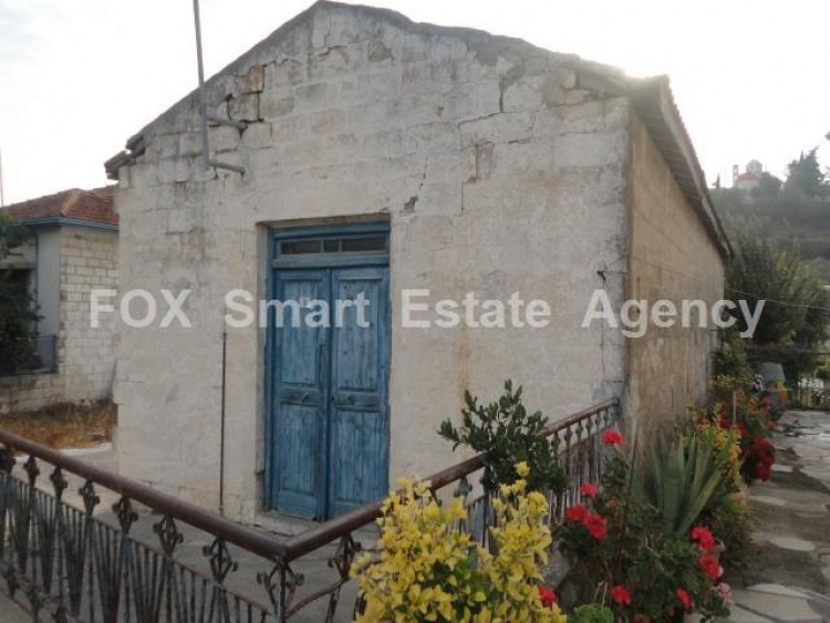 1 Bed House for Sale in Pachna, Limassol | Cyprus