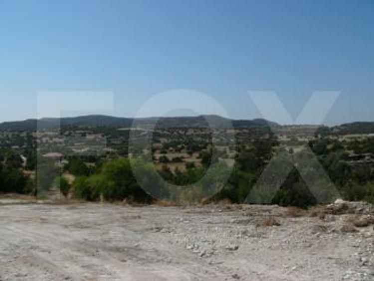 Plot in Skarinou, Larnaca 7
