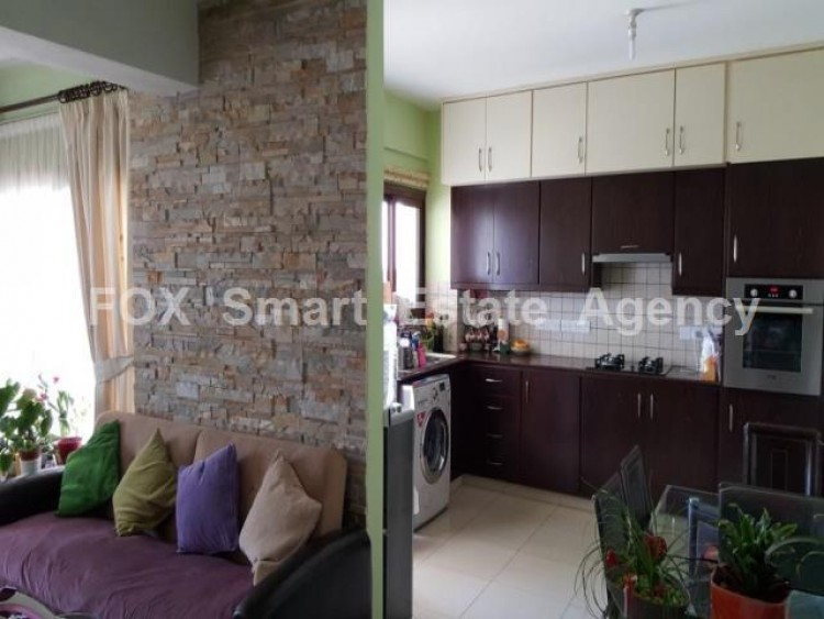 For Sale 2 Bedroom Apartment in Aradippou, Larnaca 3