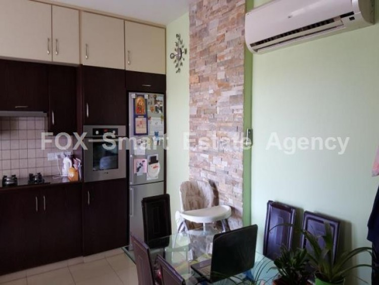 For Sale 2 Bedroom Apartment in Aradippou, Larnaca 4