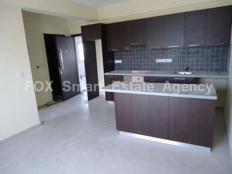For Sale 1 Bedroom Apartment in Stavros, Strovolos, Nicosia 2