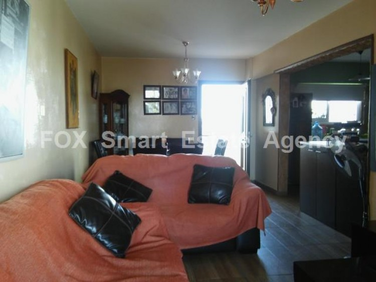 For Sale 2 Bedroom Apartment in Antonis papadopoulos, Larnaca 2