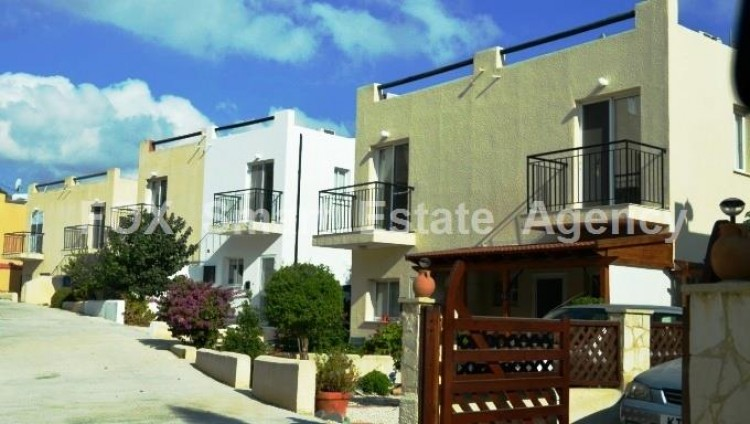 For Sale 2 Bedroom Semi-detached House in Goudi, Paphos 3