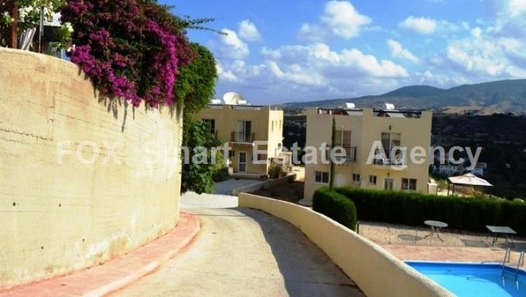 For Sale 2 Bedroom Semi-detached House in Goudi, Paphos 4