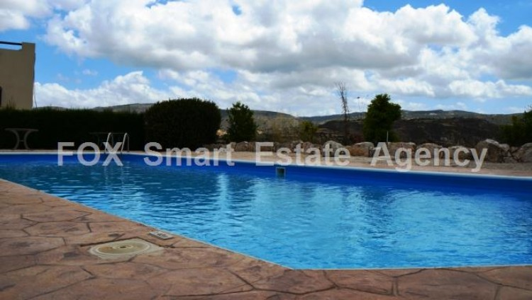 For Sale 2 Bedroom Semi-detached House in Goudi, Paphos 6