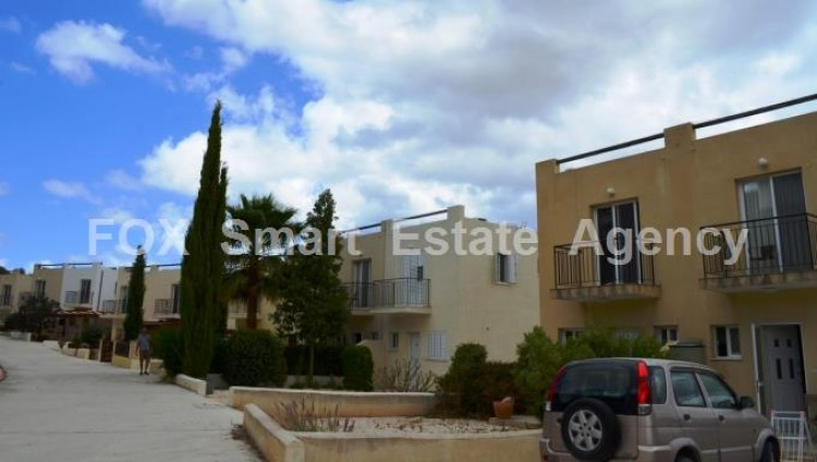 For Sale 2 Bedroom Semi-detached House in Goudi, Paphos 7