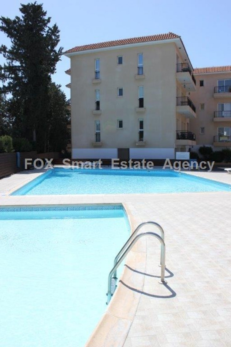 For Sale 1 Bedroom Whole floor Apartment in Agios theodoros, Paphos