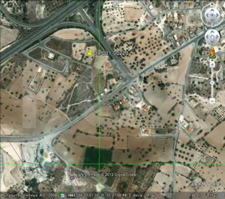 Residential Land in Anglisides, Larnaca