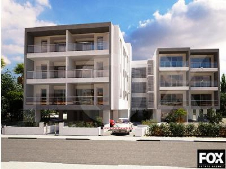 For Sale 1 Bedroom Apartment in Strovolos, Nicosia 2