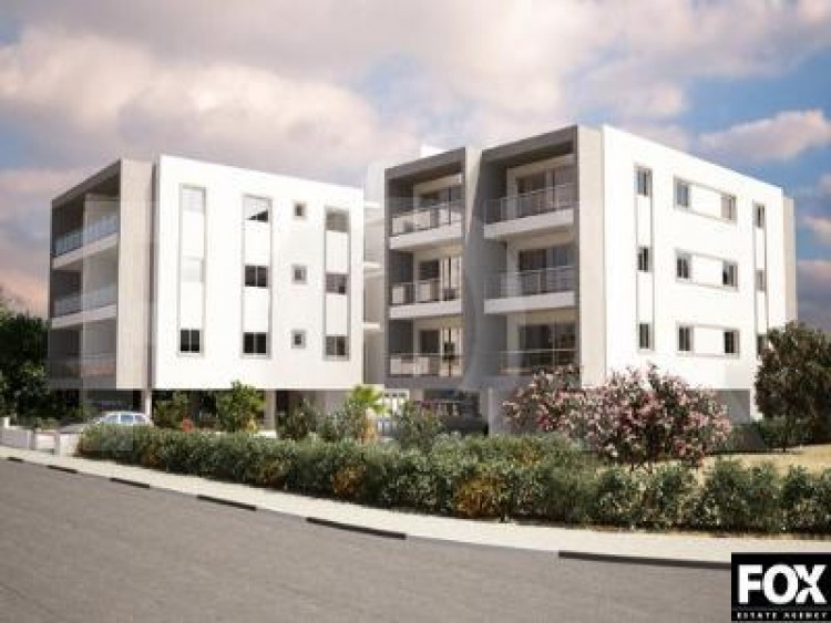 For Sale 1 Bedroom Apartment in Strovolos, Nicosia 4