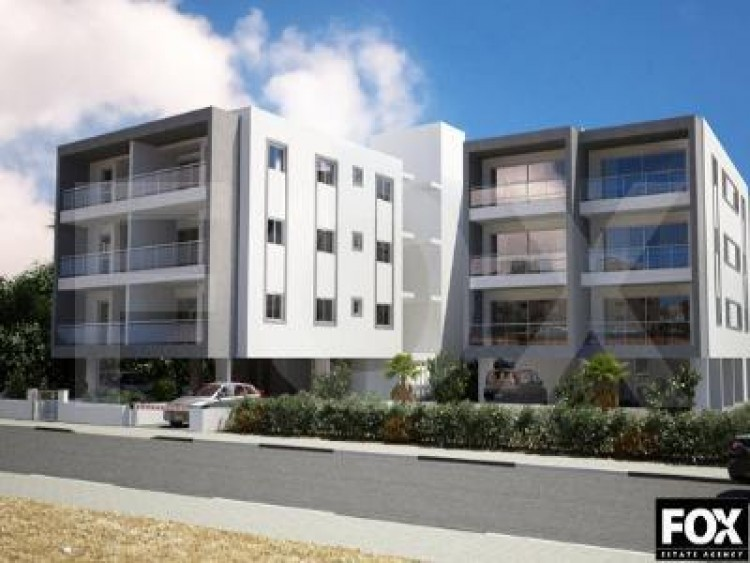 For Sale 1 Bedroom Apartment in Strovolos, Nicosia 3