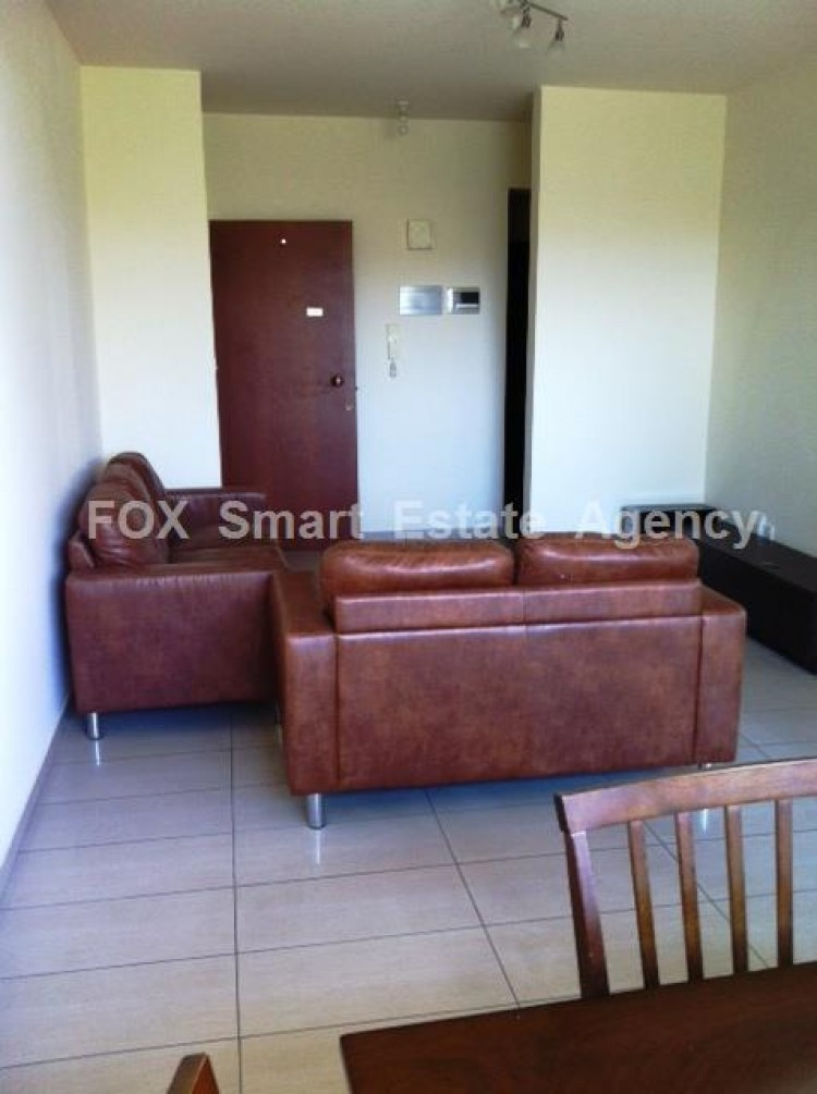 For Sale 2 Bedroom Apartment in Aglantzia, Nicosia