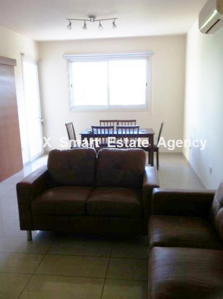 For Sale 2 Bedroom Apartment in Aglantzia, Nicosia 2