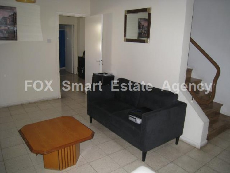 For Sale 2 Bedroom Semi-detached House in Ethnomartyras kyprianos, Nicosia