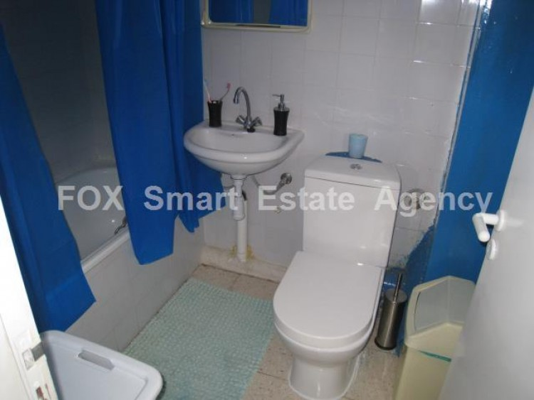 For Sale 2 Bedroom Semi-detached House in Ethnomartyras kyprianos, Nicosia 12