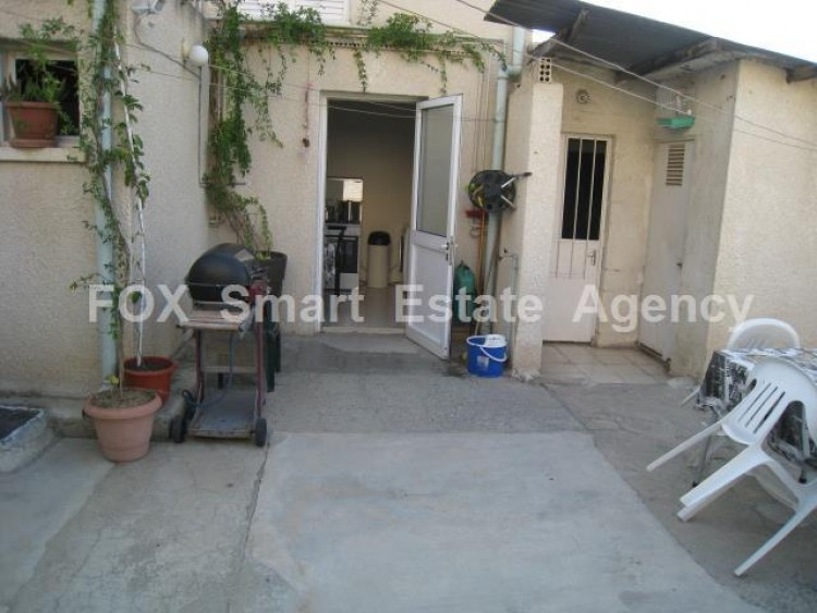 For Sale 2 Bedroom Semi-detached House in Ethnomartyras kyprianos, Nicosia 13