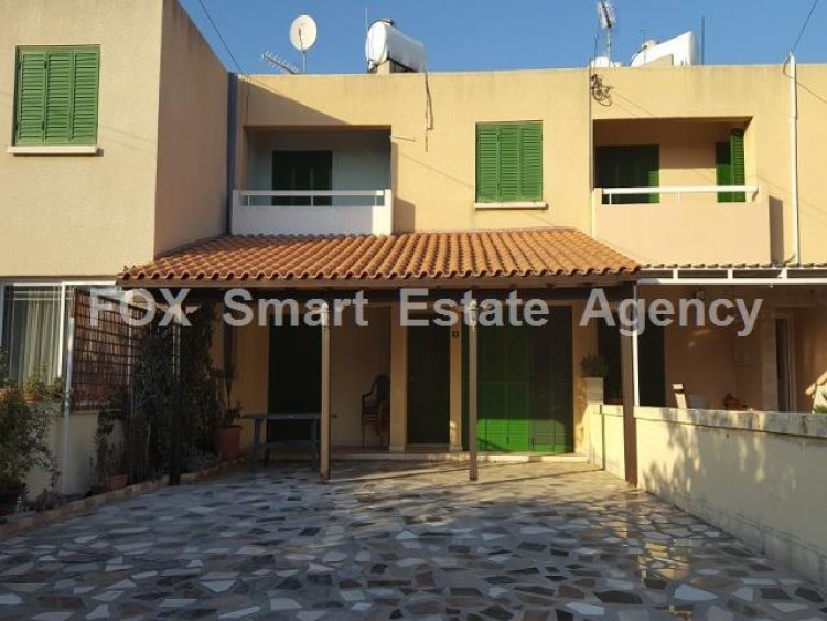 For Sale 3 Bedroom Maisonette House in Tsiakkilero area, Tsakilero, Larnaca