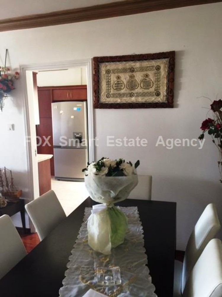 For Sale 2 Bedroom Top floor Apartment in Chriseleousa, Strovolos, Nicosia