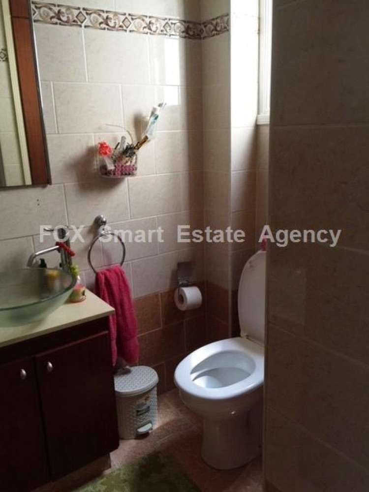 For Sale 2 Bedroom Top floor Apartment in Chriseleousa, Strovolos, Nicosia 10