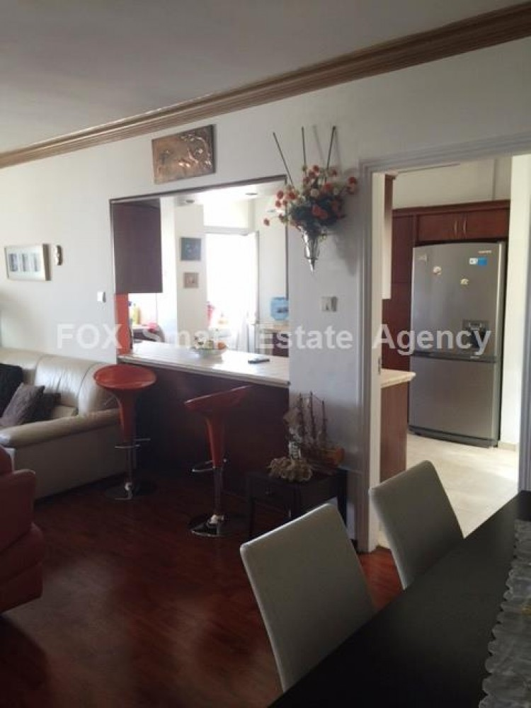 For Sale 2 Bedroom Top floor Apartment in Chriseleousa, Strovolos, Nicosia 2
