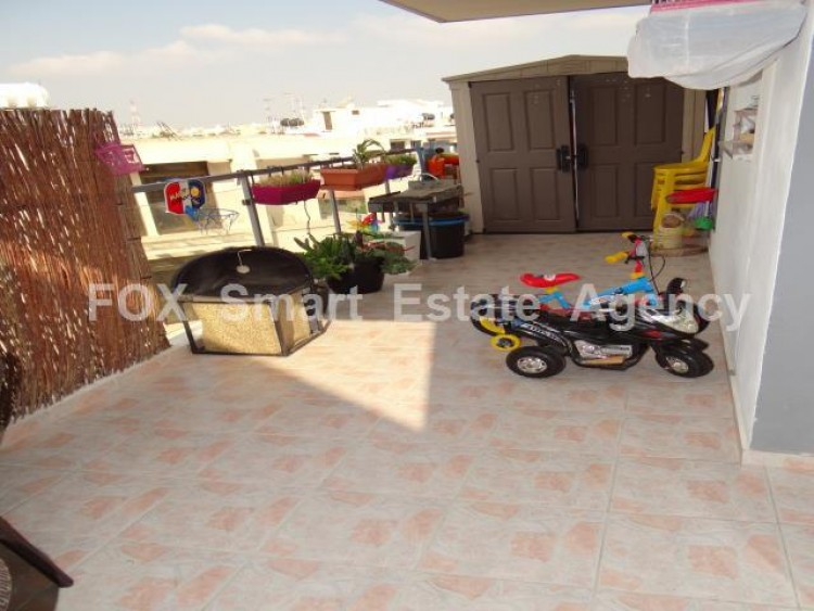 For Sale 2 Bedroom Apartment in Chrysopolitissa area, Chrysopolitissa, Larnaca 10