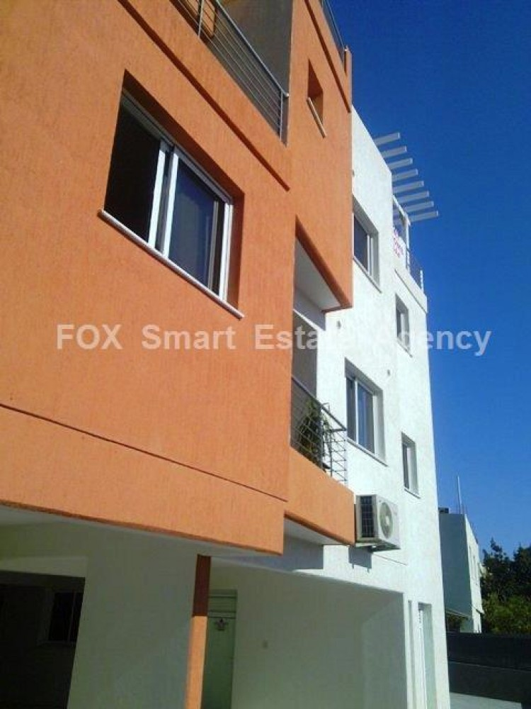 For Sale 1 Bedroom Apartment in Limassol, Limassol 7