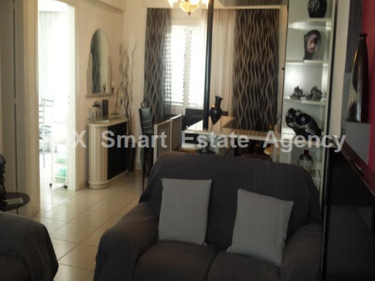 For Sale 3 Bedroom Apartment in Carrefour area, Larnaca 2