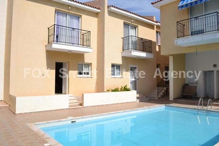 For Sale 2 Bedroom Semi-detached House in Empa, Paphos 34