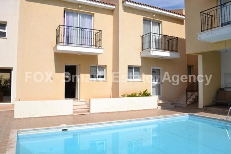 For Sale 2 Bedroom Semi-detached House in Empa, Paphos 35