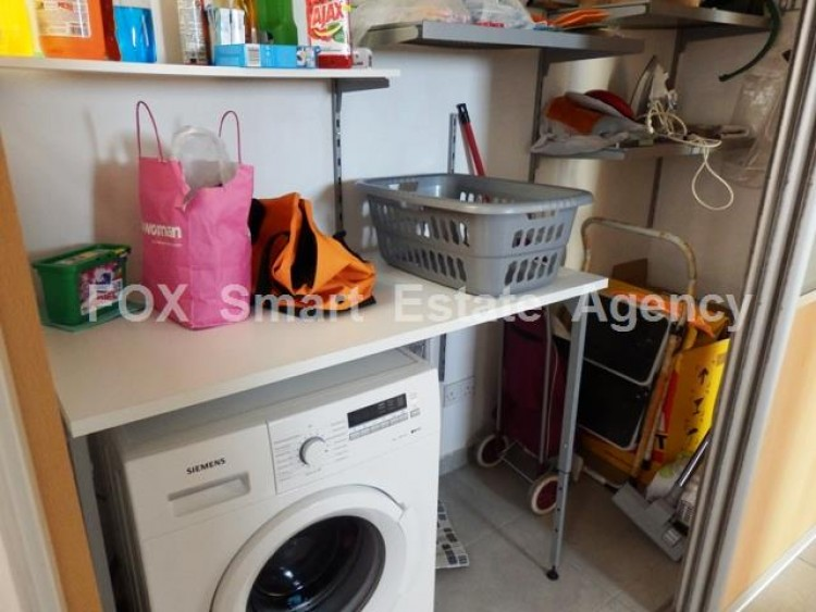 For Sale 2 Bedroom Apartment in Agios dometios, Nicosia 12