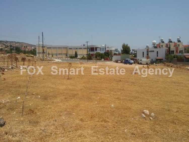 Plot in Geroskipou, Paphos 4